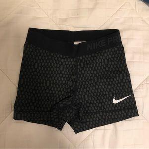 dot Nike spandex xs